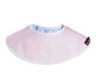 Mum 2 Mum: Bamboo Collar Bib - Pink Dash