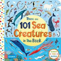 There Are 101 Sea Creatures in This Book by Campbell Books image
