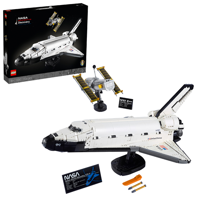 LEGO Creator - NASA Space Shuttle Discovery (10283)