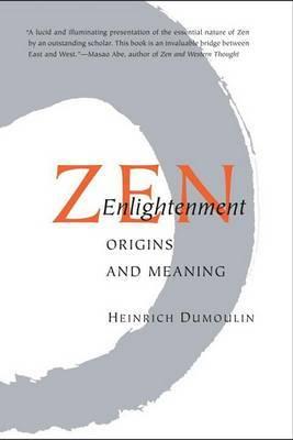 Zen Enlightenment by Heinrich Dumoulin image