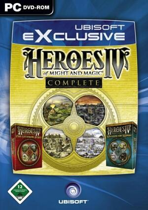 Heroes of Might & Magic IV Complete for PC