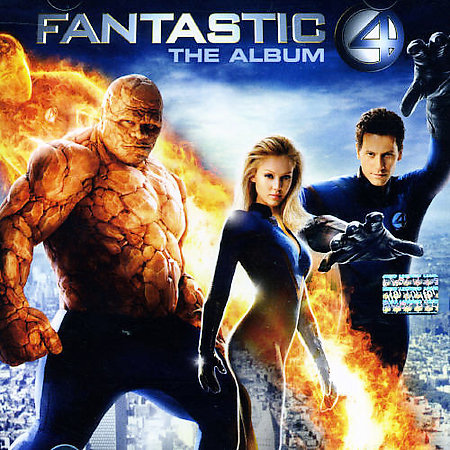 Fantastic Four by Original Soundtrack