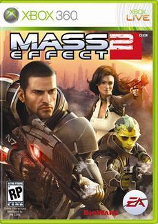 Mass Effect 2 for X360