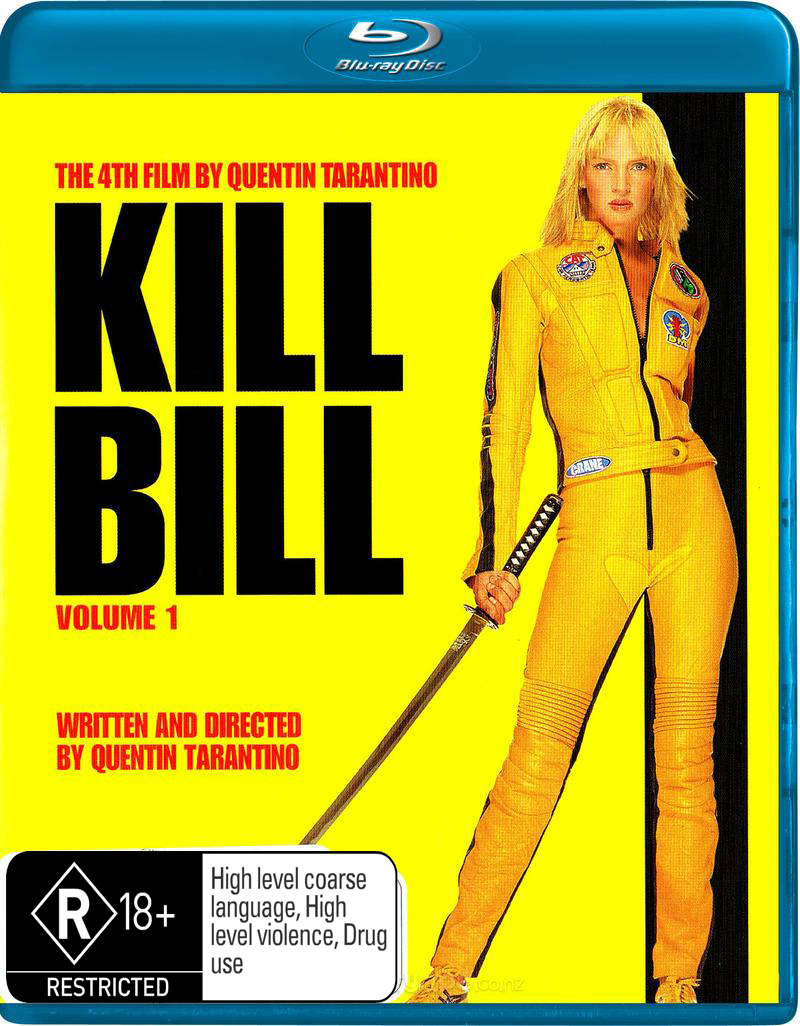 Kill Bill - Volume 1 on Blu-ray image