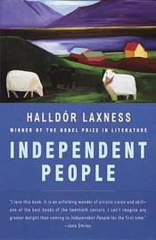 Independent People by Halldor Laxness image