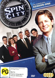 Spin City - The Complete Season One on DVD