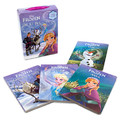 Frozen: The Ice Box (4 Board Books) by Courtney Carbone