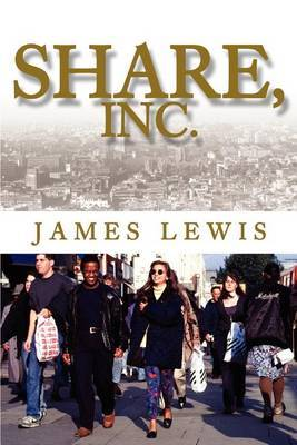 Share, Inc. by James Lewis image