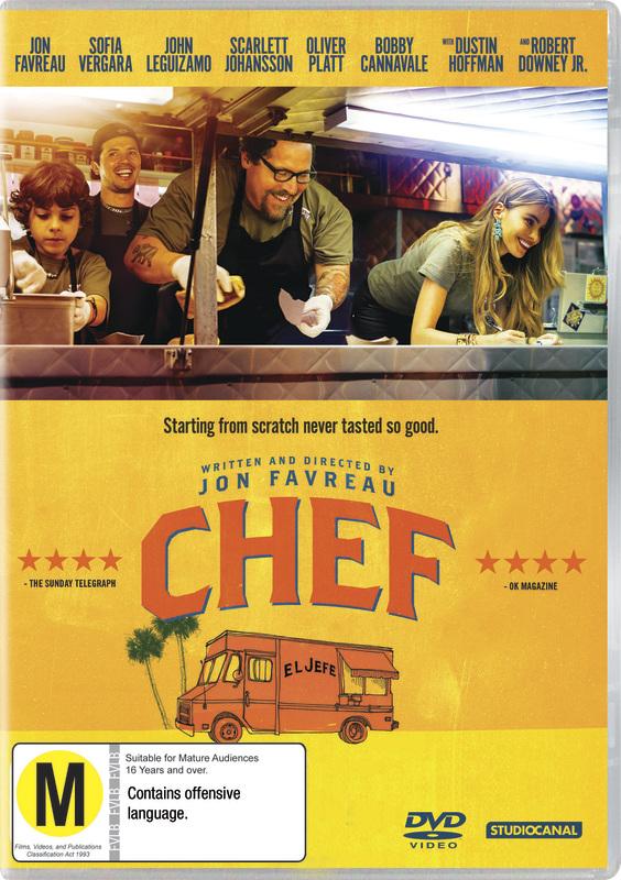 Chef on DVD