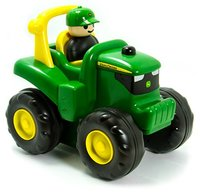 John Deere: Monster Treads Push & Roll - Tractor