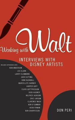 Working with Walt by Don Peri image