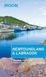 Moon Newfoundland & Labrador by Andrew Hempstead