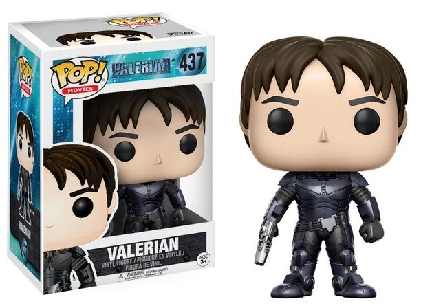 Valerian - Pop! Vinyl Figure