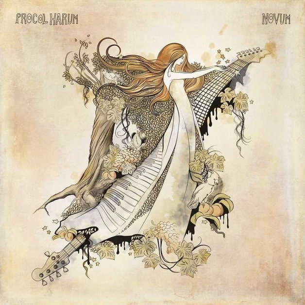 Novum by Procol Harum