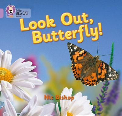 Look Out Butterfly! by Nic Bishop