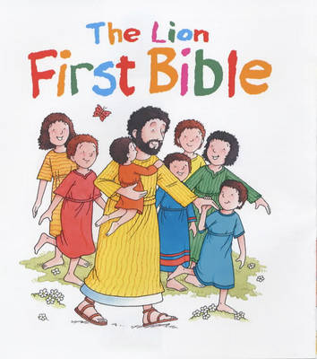 The Lion First Bible by pat Alexander image