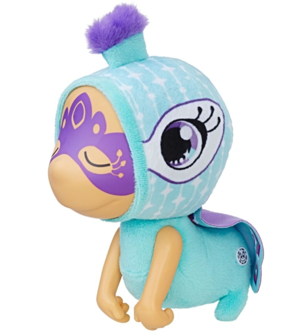 Hanazuki - Little Dreamer Plush - (Peacock)
