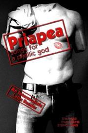 Priapea by Stephen A Nimis