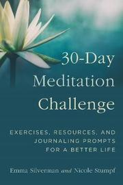30-Day Meditation Challenge by Emma Silverman image