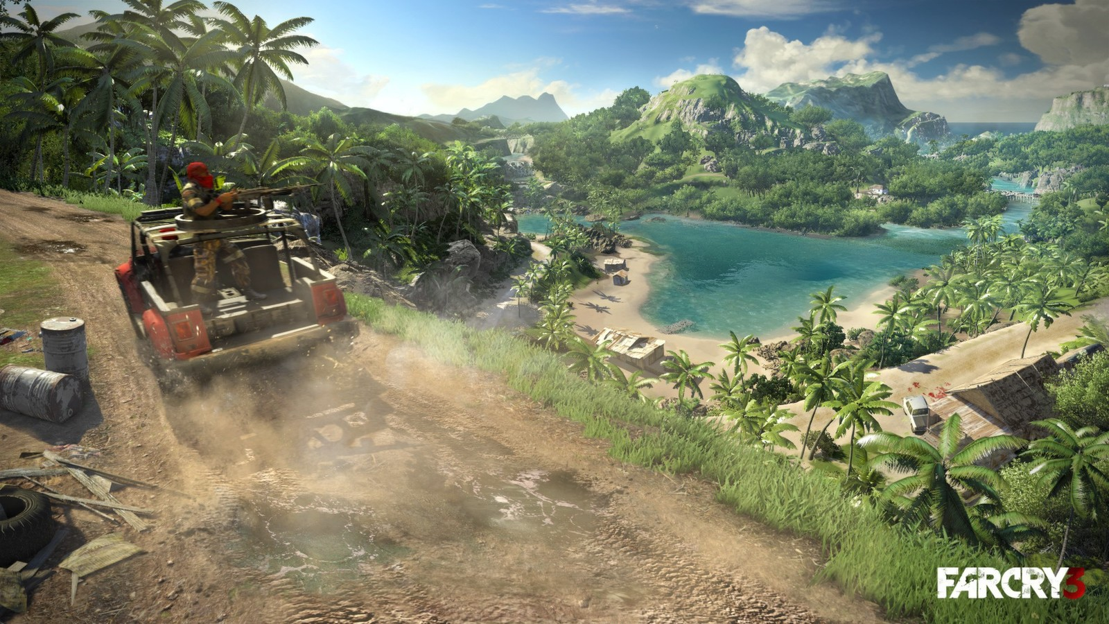 Far Cry 3 Classic Edition Xbox One On Sale Now At Mighty Ape Nz