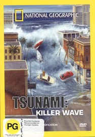 National Geographic - Tsunami Killer Wave on DVD image
