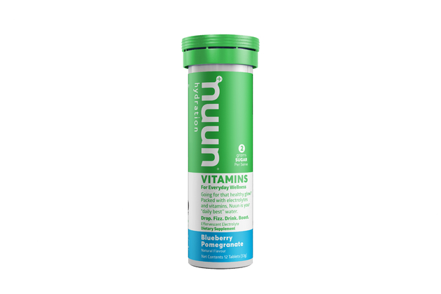 Nuun Vitamin Tablets - Blueberry Pomegranate