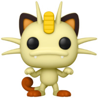Pokemon: Meowth - Pop! Vinyl Figure