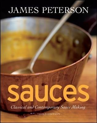 Sauces by James K. Peterson image