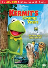 Kermit's Swamp Years on DVD