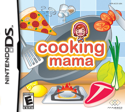 Cooking Mama for Nintendo DS image