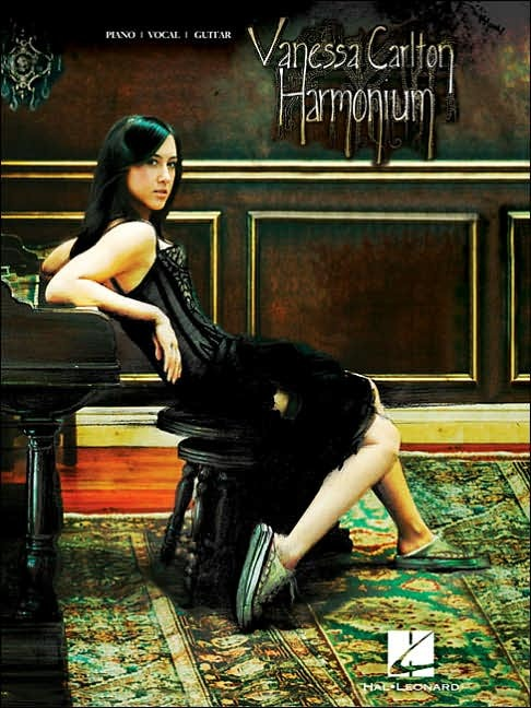 Vanessa Carlton: Harmonium for Piano, Voice and Guitar