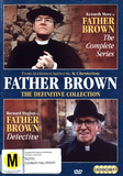 Father Brown: The Definitive Collection on DVD