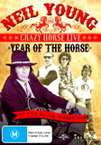 Year of the Horse DVD