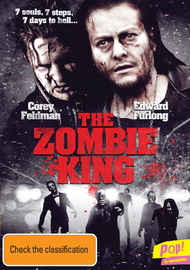 The Zombie King on DVD