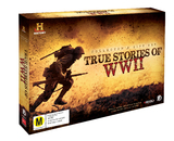 True Stories Of WWII on DVD