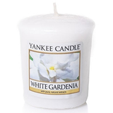 Yankee Candle Sampler Votive - White Gardenia (49g)
