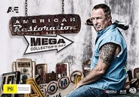 American Restoration Mega Collector's Set on DVD