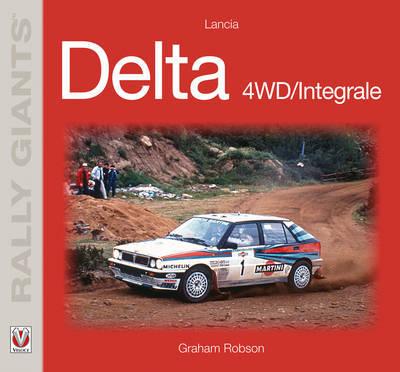 Lancia Delta 4X4/Integrale by Graham Robson image