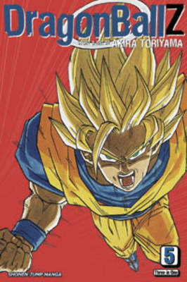 Dragon Ball Z Vol.5: VIZBIG Edition (3 in 1) by Akira Toriyama image