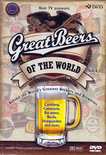 Great Beers Of The World - Vol. 2 on DVD