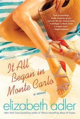 It All Began in Monte Carlo by Elizabeth Adler image