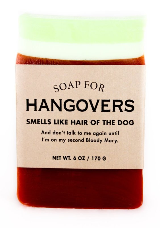Whiskey River Co: Soap - For Hangovers