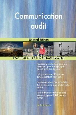 Communication Audit Second Edition by Gerardus Blokdyk image