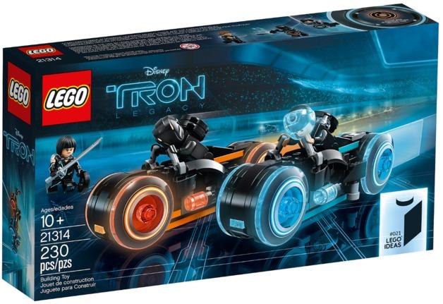LEGO Idea - Tron Legacy (21314)