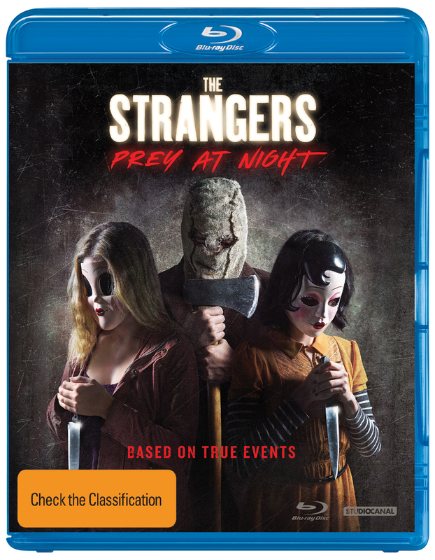 The Strangers: Prey At Night on Blu-ray