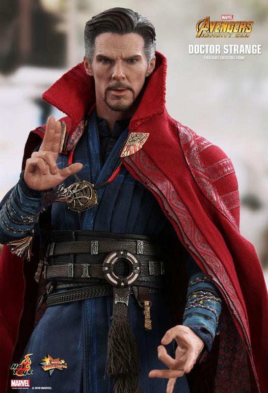 "Avengers: Infinity War - Doctor Strange - 12"" Articulated Figure"