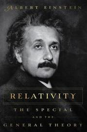 RELATIVITY by Albert Einstein image