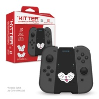 "Hyperkin Switch Joy-Con ""Kitter"" Controller Attachment for Switch"