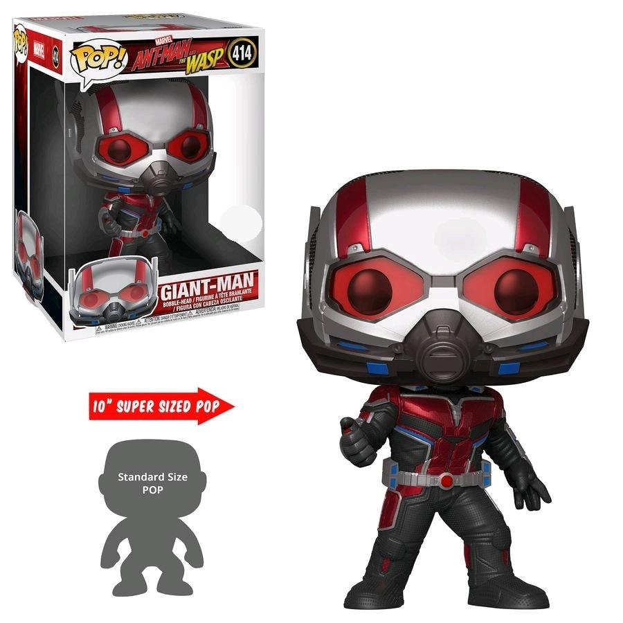 "Giant-Man - 10"" Pop! Vinyl Figure image"