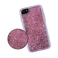 Miesherk: LS phone case for iPhone XS /X- Pink